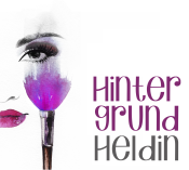 Hintergrundheldin Ute Kynast - Frisur & Make-up , Brautstyling · Make-up Mainz, Logo