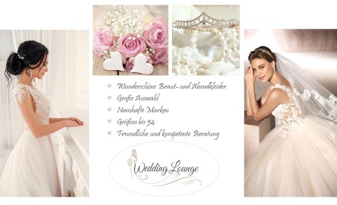 Kontaktbild Wedding Lounge, Braut- & Bräutigammode Mainz, Wiesbaden