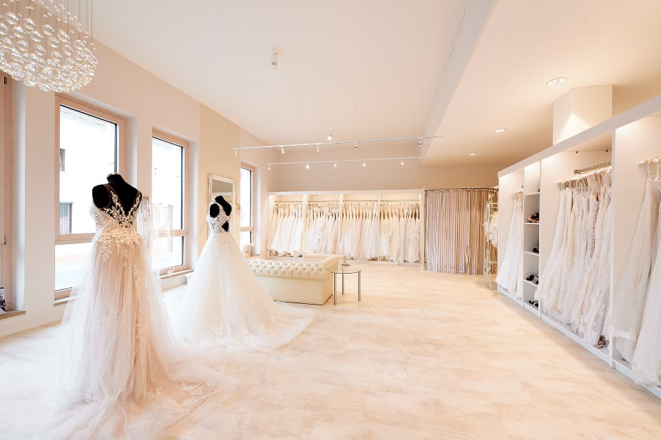 Wedding Lounge Brautboutique Bild 1